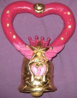Sailor Mini Moon's bell by Sailor-Moon-stuff