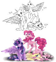 YCH: PATREON by dream--chan