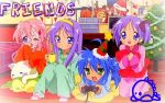 Lucky Star Friends Edited by Puppy-41