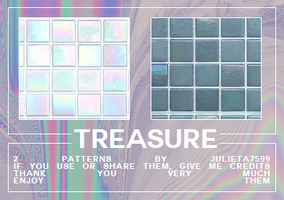 Treasure {Patterns} by Julieta7599