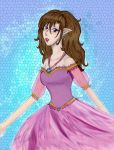 A Princess from Three Years Ago by peace101zaira