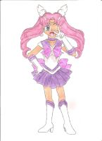 Parallel Sailor Moon by animequeen20012003