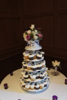 Wedding cake 167 by ninny85310
