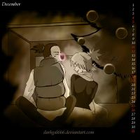 Shikatema Calendar 2010 -dec- by darkgal666