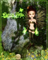 Faerie Fire- Felwithe for Adi by DesignsByEve