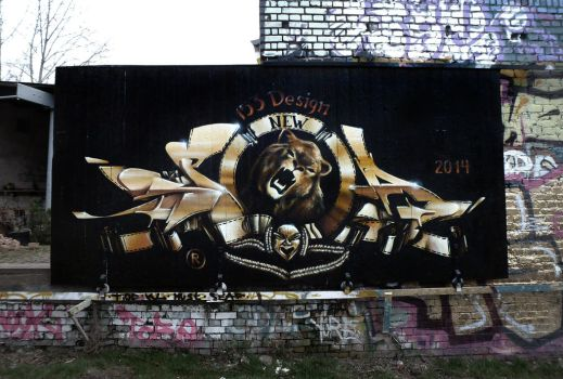 Movie Star (spoare153, Leipzig, 2014) by spoare153