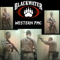 Me as Western PMC by Milosh--Andrich