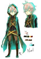 ::Narl++Ref:: by ChiakiAutumn