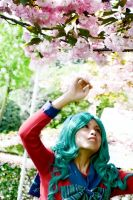 Michiru Kaioh cosplay by Deadelmale