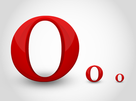 Opera Dock Icon by AxiSan