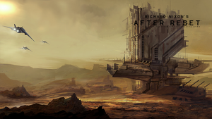 After Reset RPG illustration THE RISE OF THE UG by blackcloudstudios