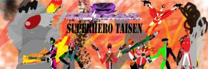 ZM Review - Superhero Taisen by HyperForceGo