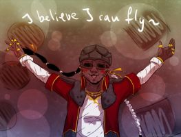 I believe I can fly by rayn44