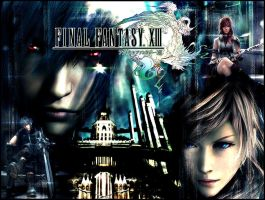 "Final Fantasy ""Versus"" XIII Wallpaper by Kuraigin"