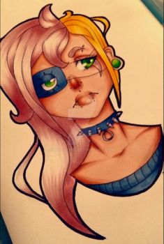 Eyepatch by Aahlithee