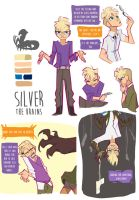 Project Chimera: Silver the Brains by Dream-Piper
