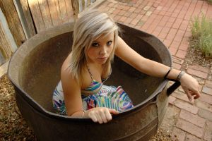Hannah - cooking pot 1 by wildplaces