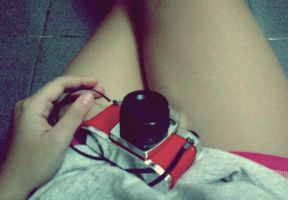 old camera by isatere