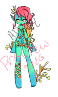 My first adopt auction!!! Closed!!! by ObsceneBarbie