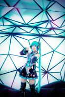 Hatsune Miku - Welcome to Melody World by nyaomeimei