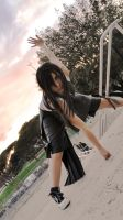 Tifa Advent Children cosplayer by PrincessRiN0a