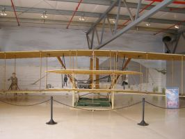 Wright Brothers Flyer by Jetster1