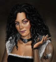 Yennefer of Vengerberg by Afternoon63