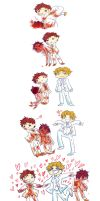Baccano chibi comic by Paigy-POP