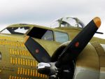 B-17G Flying Fortress with Prop by Keziamara