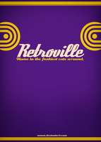 Retroville by aanoi