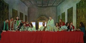 Captive's Last Supper by kland70