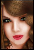 Taylor Swift in Vexel by AristAF