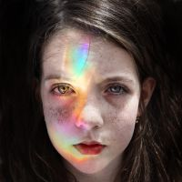 rainbow reflections by caitlin-may