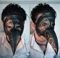 Splicer Mask by AngelaBermudez