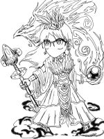 Brave Frontier character creation by OmegaCaos