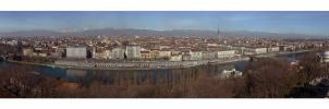 Overview of Turin by barninga