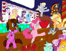 Je T'aime Hearts and Hooves Day by Jerrid120