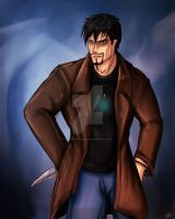 Dean Tony by royswordsman