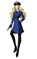 Green Detective: Heather by MTC-Studio