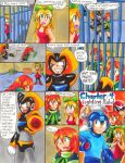 Megaman: S-H-D Manga Page 27 by Sonicbandicoot