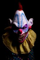 Killer Clown 3 by themortalimmortal