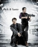 Jack and Ianto by Nat-Nat177