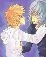 KH - some rikuroku by sunspotted