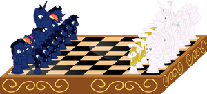 Let's play chess! by UP1TER