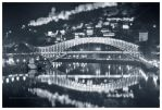 Freedom Bridge - Tbilisi by Jazzoline