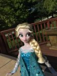 My Elsa Doll! (Close Up) by djeffers