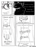 Moonlit Beach p10 / end by ColorMyMemory