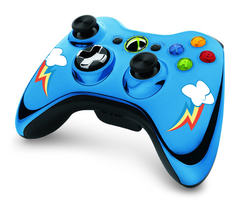 X360 and Rainbow CM controller by Kalimdor89