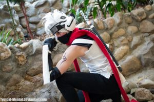 Kakashi Hatake by Typical-Mental
