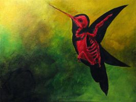 Let the Hummingbird Guide You by StacyLeFevre